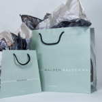 Walden Spa Custom Paper Bag