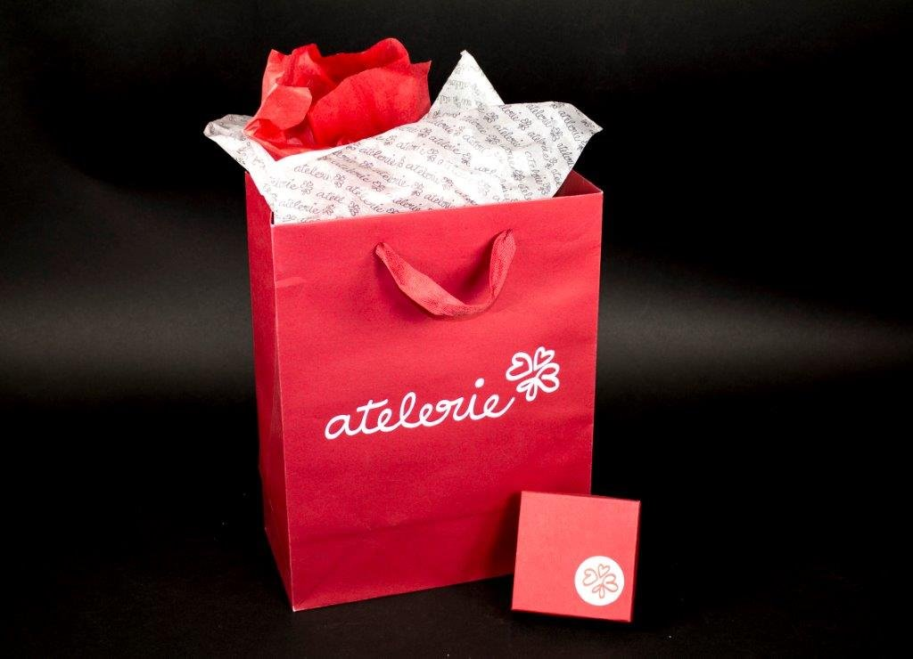 Custom Printed Eurototes for Atelerie
