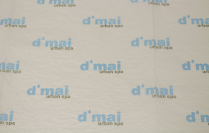 custom tissue paper D'MAI BIRCH TISSUE