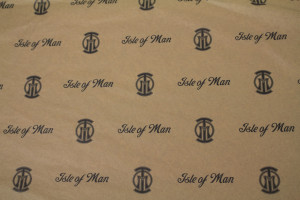 custom tissue paper ISLE OF MAN KRAFT TISSUE