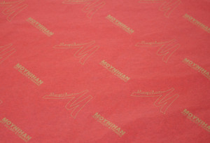 custom tissue paper MOYHAN RED TISSUE