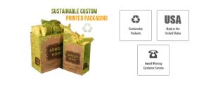 Sustainable Custom Printed Packaging