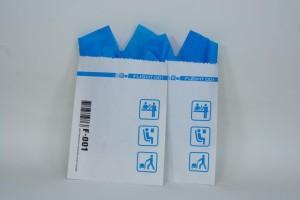 Custom Printed Recycled Paper Bags Flight