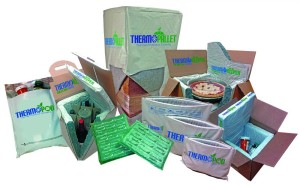 ThermoPod Biodegradable Mail-Order Shippers