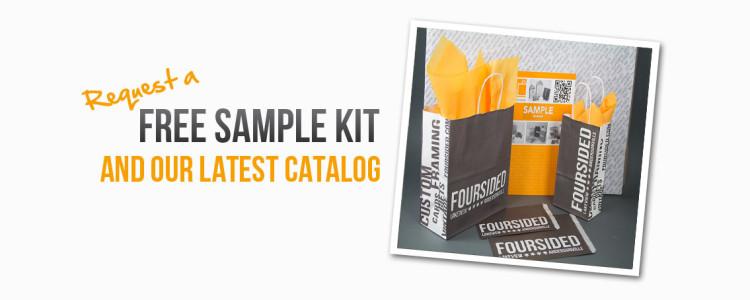 Free Catalog and Sample Kit