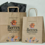 Berres Brothers Recycled Shopping Bags